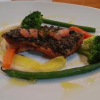 2019.01料理教室‗鯛のオリーブソース